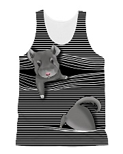 Chinchilla line All-over Unisex Tank thumbnail