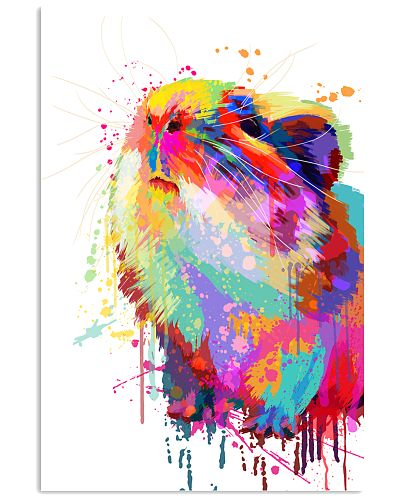 Guinea Pig Water Color