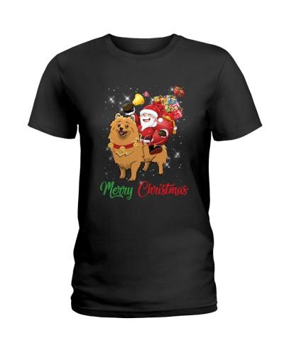 Pomeranian Christmas Gift