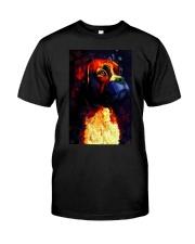 Boxer Poster Great Art V3 Classic T-Shirt thumbnail