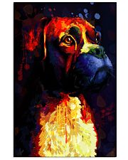 Boxer Poster Great Art V3 11x17 Poster front