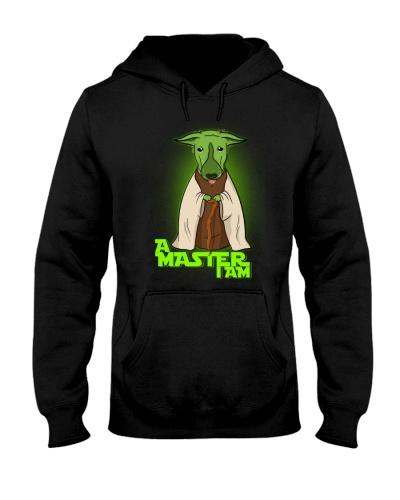 Bull Terrier Hoodie A Master