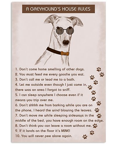 Greyhound House Rules