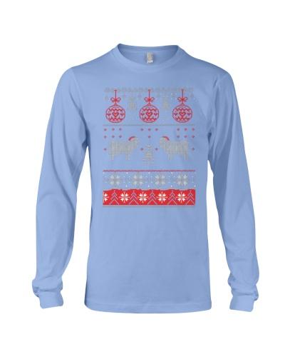 Cow Christmas Tshirt Mbnop1