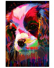 Cavalier Water Color 16x24 Poster front