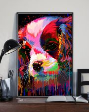 Cavalier Water Color 16x24 Poster lifestyle-poster-2