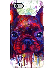 French bulldog Water Color Art Flow G10 Phone Case thumbnail