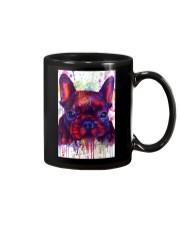 French bulldog Water Color Art Flow G10 Mug thumbnail