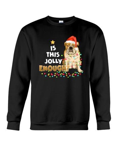 Bulldog Christmas Gift