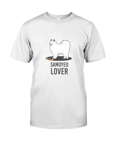 Samoyed Lover White
