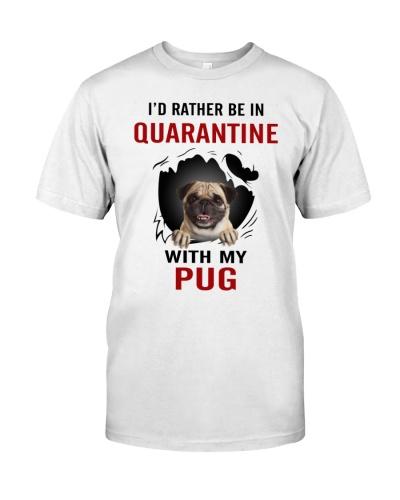 Pug Quarantine