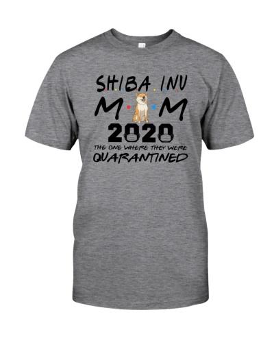 Shiba Quarantined