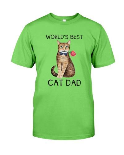 Cat Best Dad