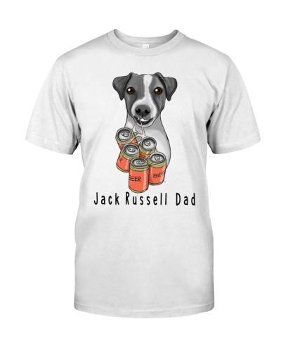 Jack Russell Beer Dad