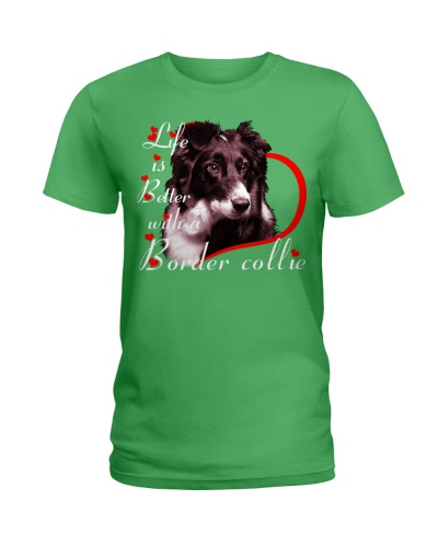 Border Collie Life Is Better