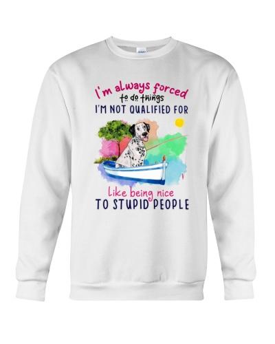 Dalmatian To Stupid People