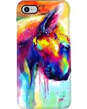 Bull Terrier Poster Water Color Art V11 Phone Case thumbnail