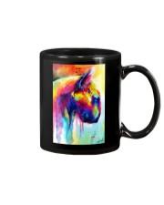 Bull Terrier Poster Water Color Art V11 Mug thumbnail