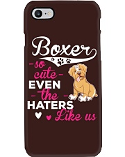 Boxer Hoodie So Cute Phone Case thumbnail