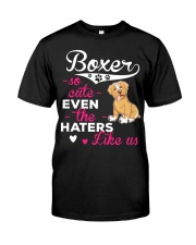 Boxer Hoodie So Cute Classic T-Shirt thumbnail