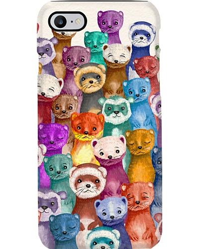 Ferret Phone case Multi