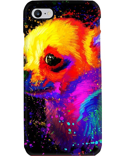 Chihuahua  Water Color Phone Case