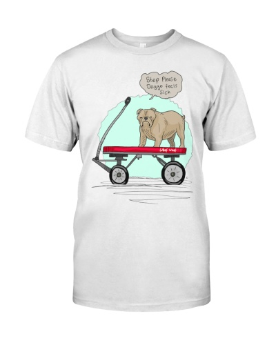 Bulldog Woof Woof