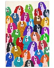 Cavalier Poster Multi-dog 24x36 Poster front