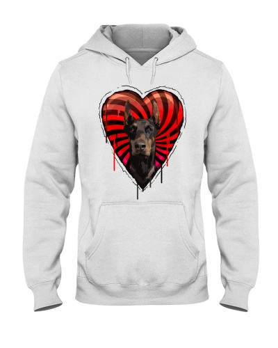 Doberman Heart