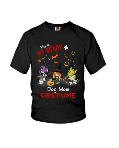 Dog Mom Halloween