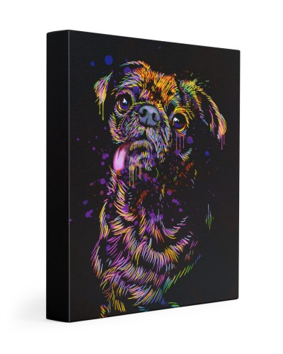 Pug color