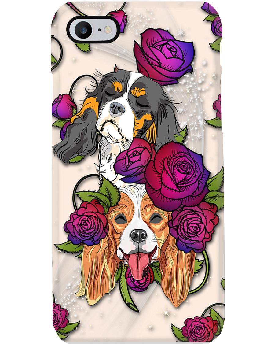 Cavalier Rose Phone Case