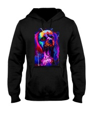 Cavalier Rose Hooded Sweatshirt thumbnail