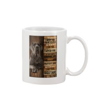 Great Dane  I loved You  Mug thumbnail