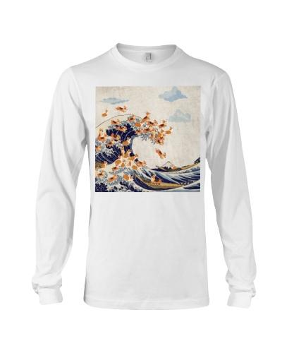 Corgi Great Wave