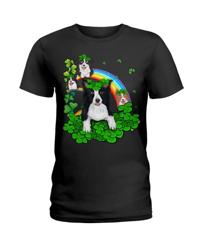 Border Collie Patrick Rainbow