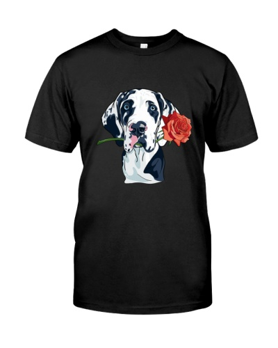 Great Dane  Rose