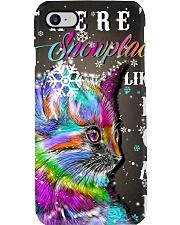 cat poster Phone Case thumbnail
