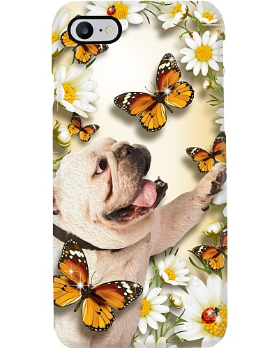 Bulldog Flower Butterfly