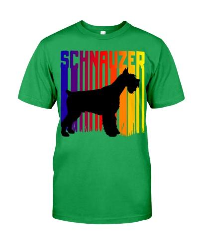 Schnauzer Dog Color
