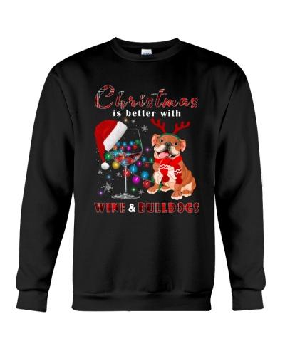 bulldog Chirtmas Gift