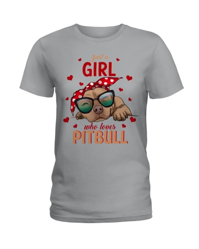 Pitbull Just A Girl