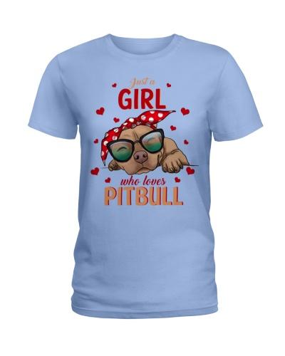 Pitbull Just A Girl