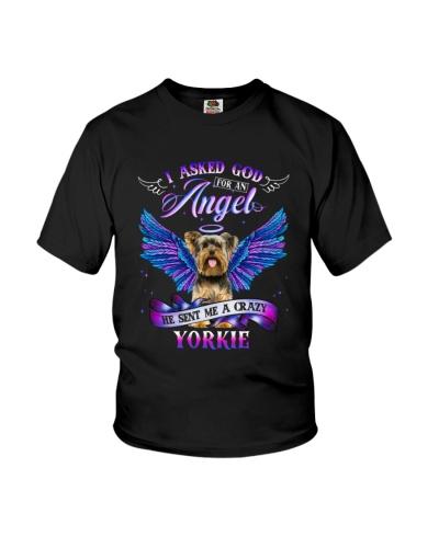 Yorkie Angel