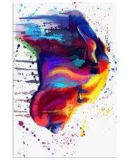 Great Dane Water Color 11x17 Poster thumbnail