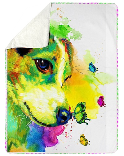 Jack Russell Color Face