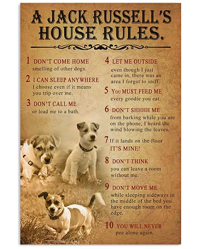 Jack Russell House Rules