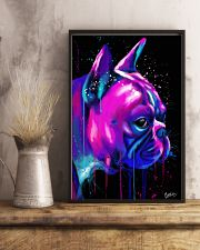 French Bulldog color 24x36 Poster lifestyle-poster-3