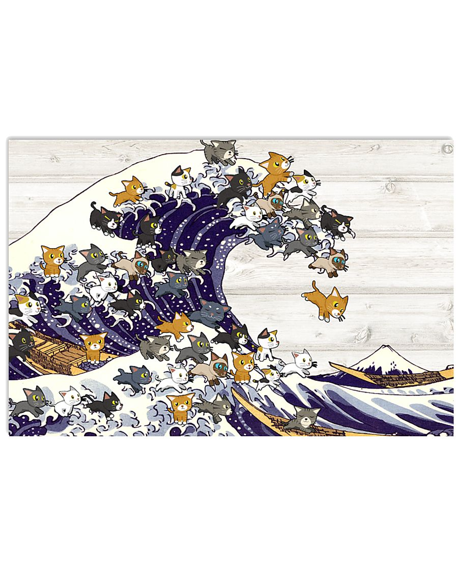 Cat great wave