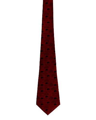 Hedgehog tie color